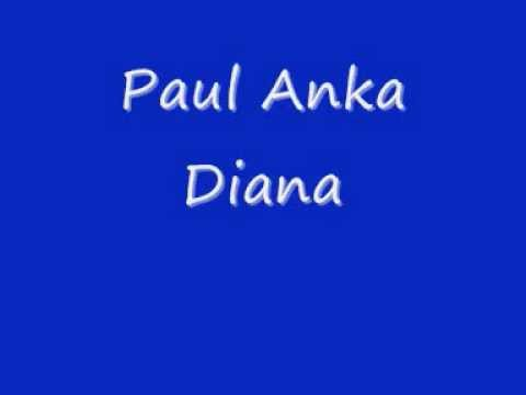 Paul Anka Diana (Original) HQ