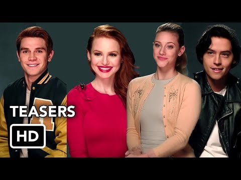"Riverdale Season 2 ""Yearbook Photo"" Teasers Compilation (HD)"