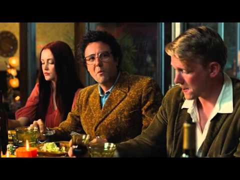 Love & Mercy: Dinner utensils scene