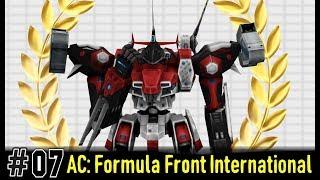 Veni Vidi Vici : AC Formula Front International