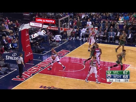 Quarter 3 One Box Video :Wizards Vs. Bucks, 12/26/2016 12:00:00 AM