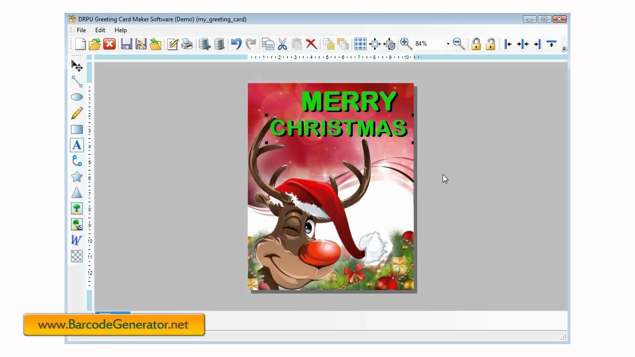 Free Greeting Card Maker Software Greetings Crads Designing Tool