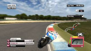 MotoGP 2014 The Game Gameplay [PC + HD]