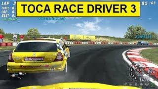 Toca Race Driver 3 Gameplay, OPENSPY 2018 Online Racing