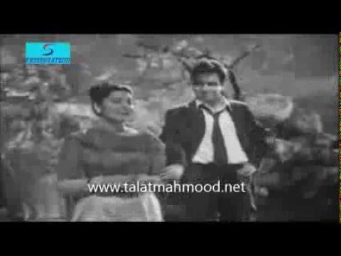 TALAT MAHMOOD & SHAMSHAD BEGUM & MOHD RAFI   Nadi kinare BABUL