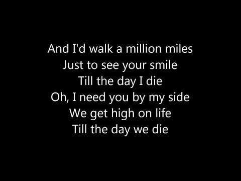 Martin Garrix feat Bonn  High on Life LYRICS