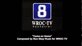 """WROC NewsChannel 8 """"Come on Home"""" Promos (1990s)"""