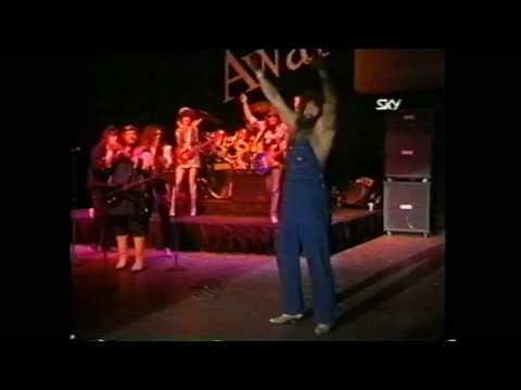 Hillbilly Jim - Don't go messin' with a Country boy , Live at The Slammy Awards 1986 ,720p