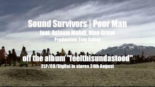 DJ Tom Select - Poor Man (feat. Sound Survivors, Aslaam Mahdi, Nino Graye)