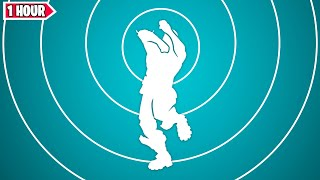 Fortnite ROLLIE Dance 1 Hour Version TikTok [ Ayo & Teo - Rollie/Rolex ]