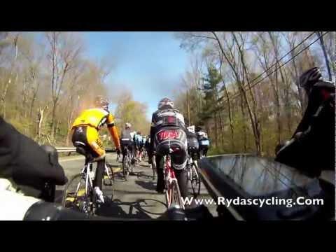 Quabbin Reservoir Road Race 2012 Pt.1