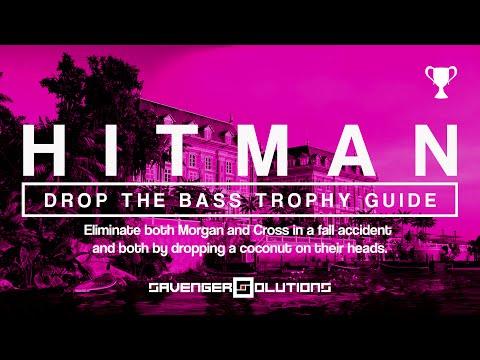 HITMAN | Drop The Bass Trophy Guide - Coconut Kills | Fall Kills - BANGKOK | PS4