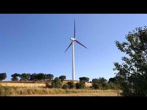 Banaz Paşacık Köyü Rüzgar Türbinleri