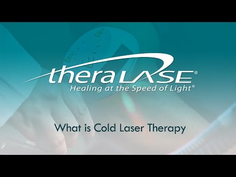 What Is Cold Laser Therapy
