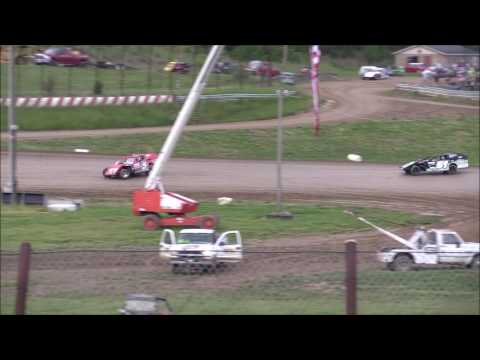 Sport Mod Heat #2 from Brushcreek Motorsports Complex, May 20th, 2017.