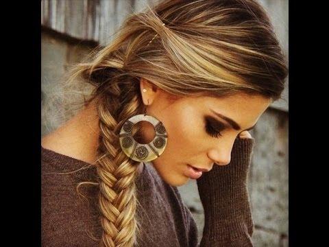 Recogidos con trenzas peinados 2014 faciles y bonitos for Recogidos bonitos y sencillos