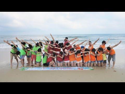 Chương trình Team Building của SP Travel tại Quan Lạn - Quảng Ninh