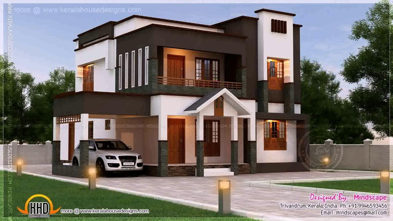 2000 sq ft house floor plans india youtube for Best 2000 sq ft home design