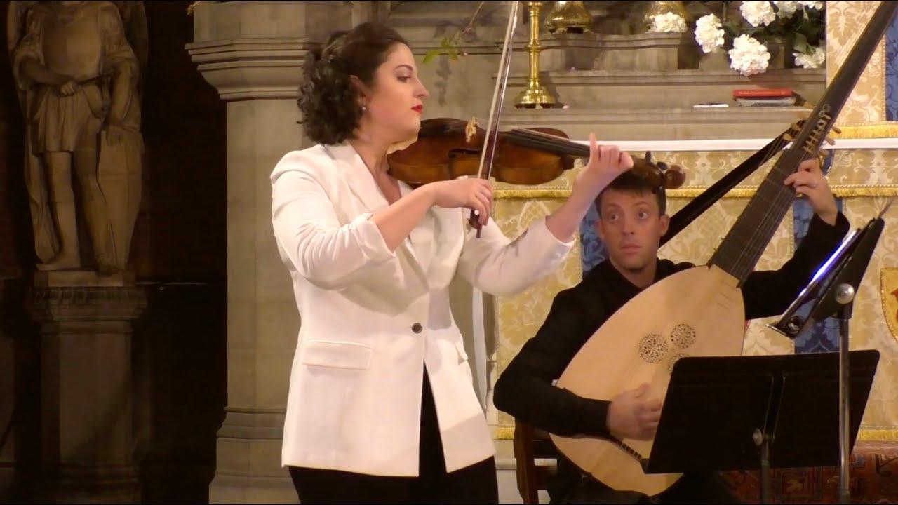 "G.A. Pandolfi Mealli: Sonata Op. 4 No. 2 ""La Viviana"""