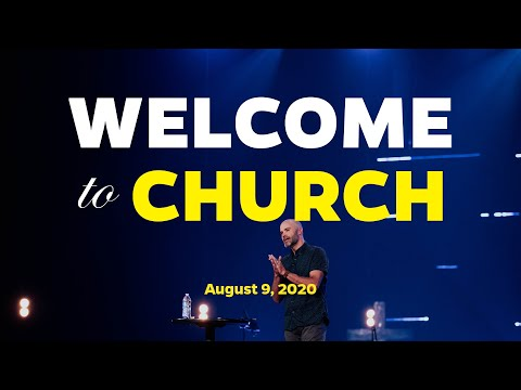 Sunday Service From New Life Church - August 9th