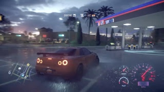 Need For speed 2015 gameplay , Going back