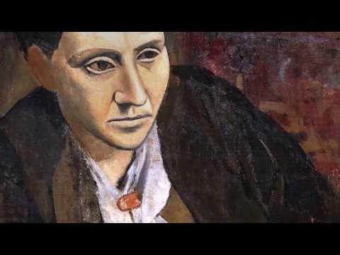 Pablo Pic Gertrude Stein