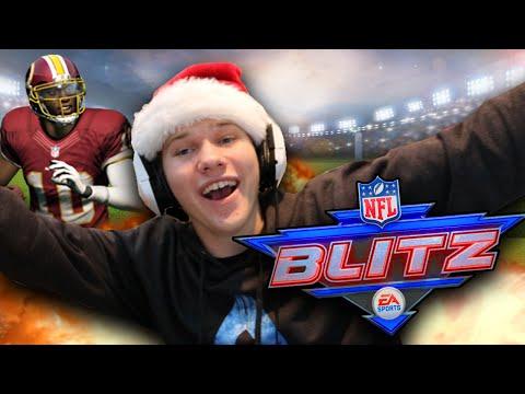 BEST FOOTBALL GAME EVER!!! - NFL BLITZ
