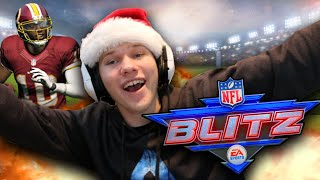 BEST FOOTBALL GAME EVER!!! - NFL BLITZ