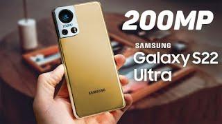 Galaxy S22 Ultra với camera 200MP, sạc nhanh 65W bạn chờ thêm điều gì ???