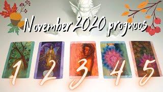 November 2020 prognoos 🍂🤎🌙 (VALI KAART)