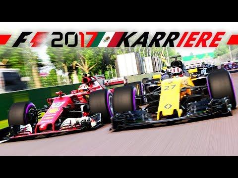 MEIN BESTES RENNEN? – F1 2017 FERRARI SAISON #18   Lets Play Formel 1 2017 Gameplay German Deutsch
