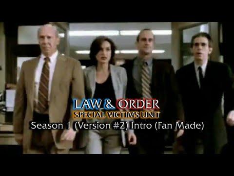 Download Law & Order: SVU: Season 1 (Version #2) Intro (Fan Made)