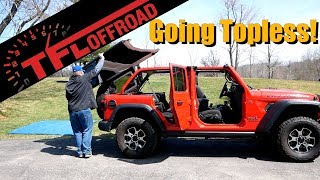 Which Roof Option Is Best For A Jeep? - Undressing A Jl To Find The Answer