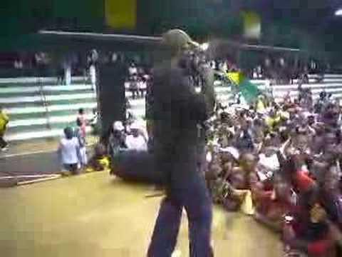 Kaysha rocks Nampula, Mozambique. 2007