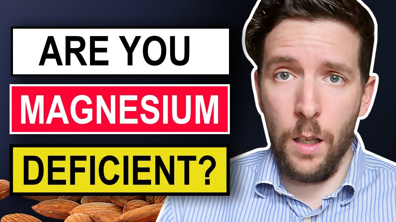 14 Signs That You Have A Magnesium Deficiency In 2020
