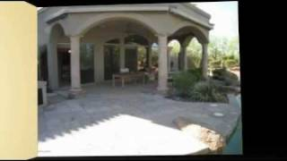 Luxury Home For Sale in PHOENIX, AZ - LUXURIOUS DESERT LIVING IN UPSCALE EXECUTIVE GATED COMMUNITY