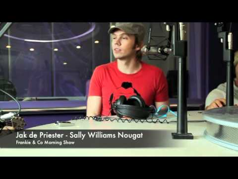 Jak de Priester - Sally Williams Nougat op Friday Live