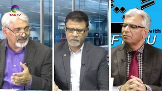 Is Pak Punjabi army suppressing Pashtuns & other communities - GUFTAGU with Usman Ali @TAG TV