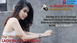 Romantis Trio - Haholongi Ma Au ( Video Lirik )