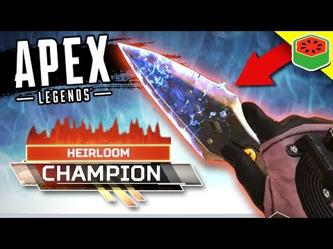 *SECRET* HEIRLOOM WRAITH = PAY TO WIN!? | Apex Legends