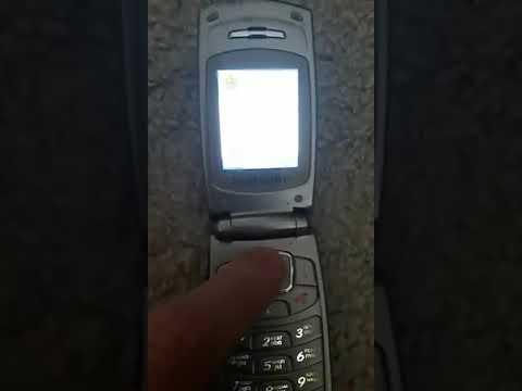 Samsung x200 snow alarmtone tone ringtone