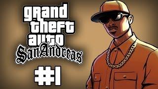[PL]Grand Theft Auto: San Andreas #1 - Prolog