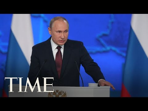 President Vladimir Putin Threatens To Retaliate If U.S. Deploys New Missiles In Europe | TIME