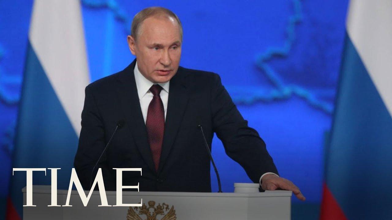 President Vladimir Putin Threatens To Retaliate If U.S. Deploys New Missiles In Europe   TIME