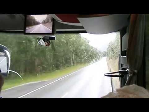Rjukan og Vemork - Busstur med mange mannfolk og enda flere damer.