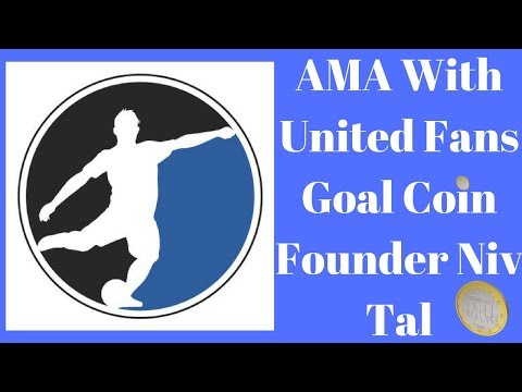 United Fans GOAL Coin AMA WIth Founder And Ex Professional Football Player Niv Tal