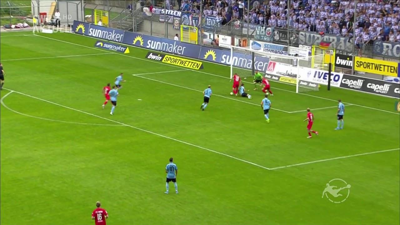 Hansa Rostock Gegen Sv Waldhof