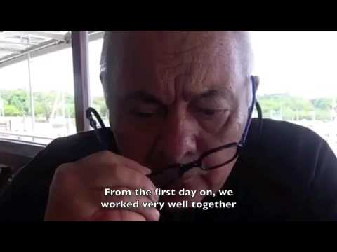 Exclusive  of BURT YOUNG talking about Sylvester Stallone!