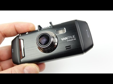 Dashcam Review: Vantrue OnDash R2