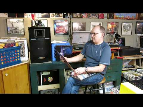Curtis Collects Vinyl Records: Mason Williams and Mannheim Steamroller: Classical Gas